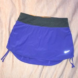 NWOT Nike Athletic Skirt with Built-in Shorts